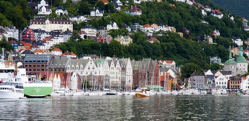 11 Bryggen - Bergen