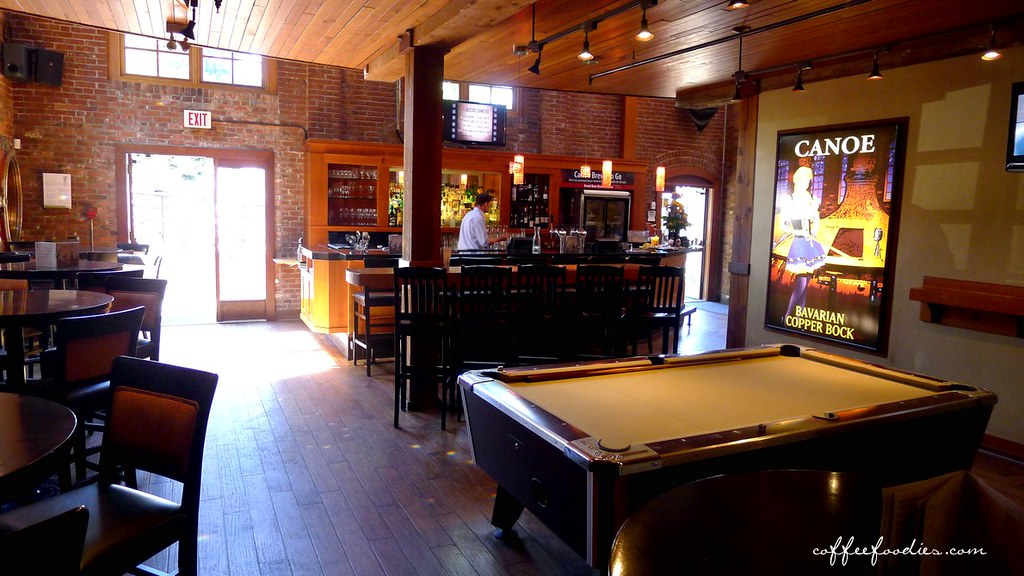 CANOE BREWPUB, Restaurant and Marina VICTORIA BC 0035
