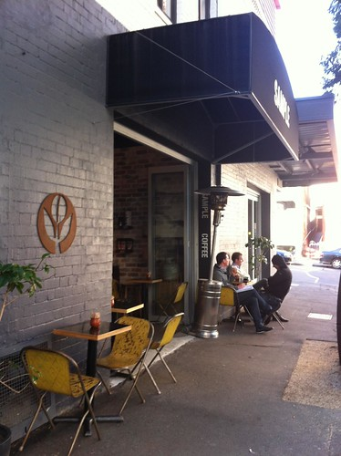 sample coffee bar, surry hills