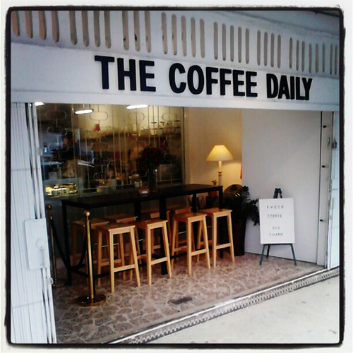 The Coffee Daily @ Brighton Crescent