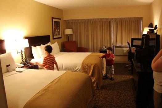 Doubletree Hotel, Kenner LA
