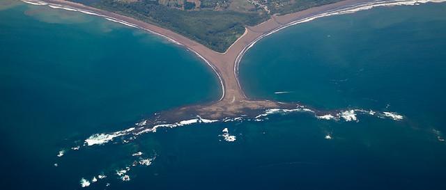 whale tail beach