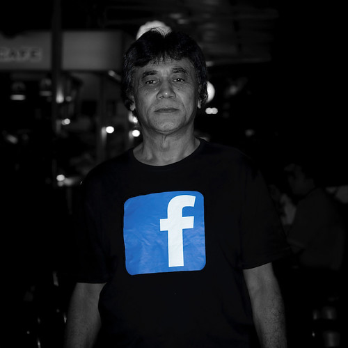 mr facebook portrait