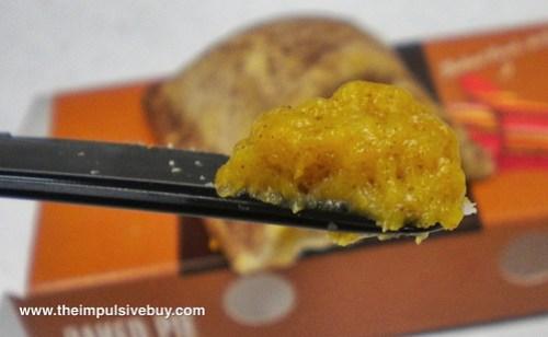 McDonald's Baked Pumpkin Pie FIlling