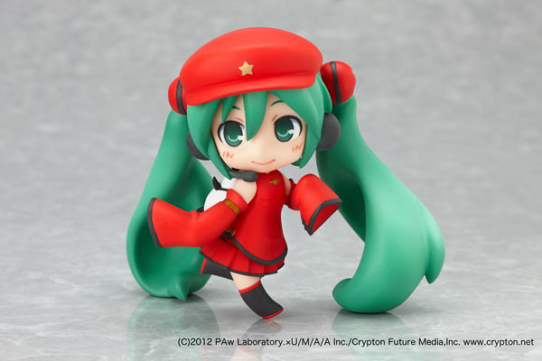 Nendoroid Petite Hatsune Miku: HMO version