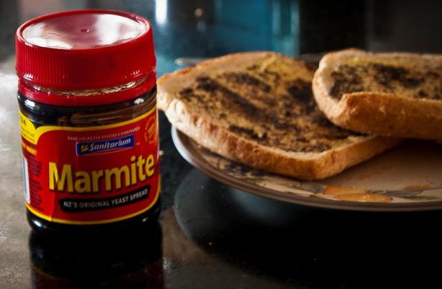 Marmite on toast (83/365)