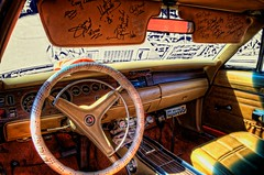 General Lee (Replica) Interior