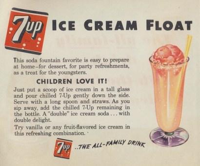 Ice Cream Float
