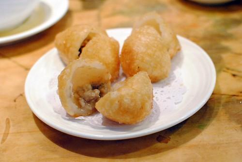 gluttinous pork dumpling