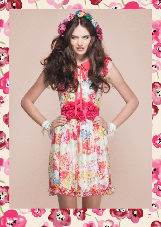 Spring:Summer 2011:12 Collection - Promotional Photo (7)