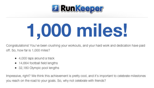 My Runkeeper