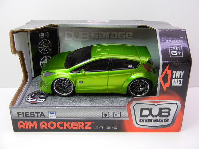 dub garage rim rockerz fiesta