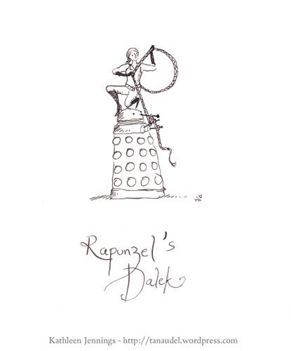 Rapunzel's Dalek