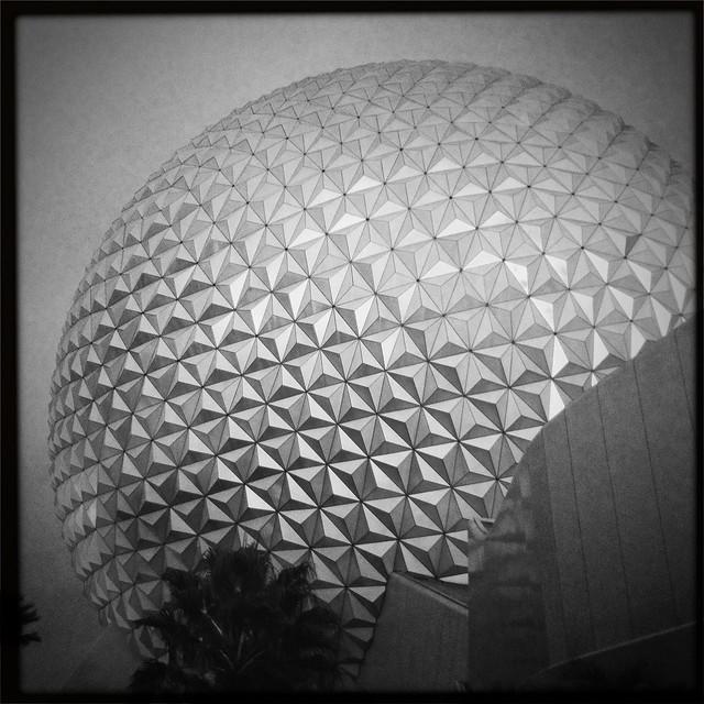 Spaceship Earth, Epcot