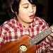 Gabriel Singing us Christmas songs on his ukulele :
