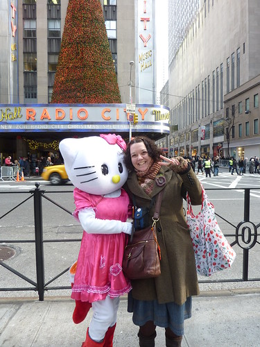 Me & Hello Kitty at Radio City