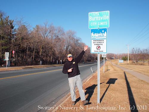 Landscape Designer Glenn! Switzer in Burnsville, Minnesota