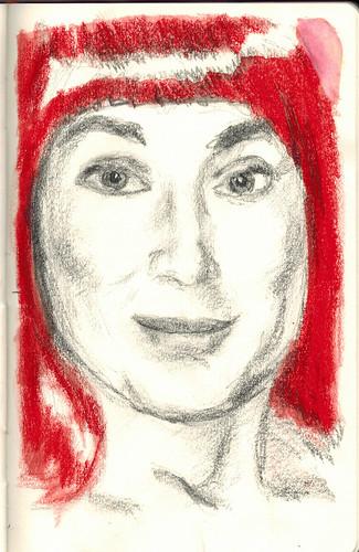 Margarita Pérez García by husdant