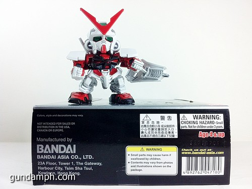 SD Gundam Online Capsule Fighter EPYON Toy Figure Unboxing Review (7)