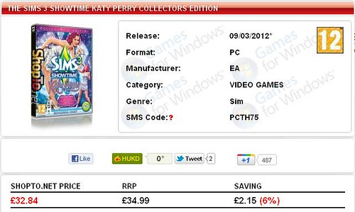 UK Simmers - Showtime Collector's Edition and ShopTo