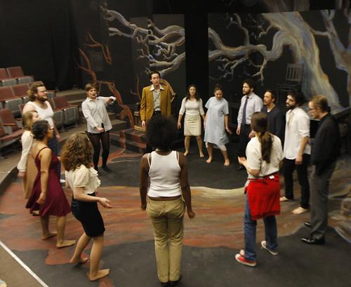 SFSU theatre arts