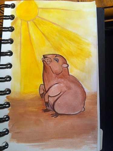 Day 30 - Groundhog