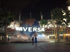 Universal Studio, Malaysian Food Street, Resorts World Sentosa