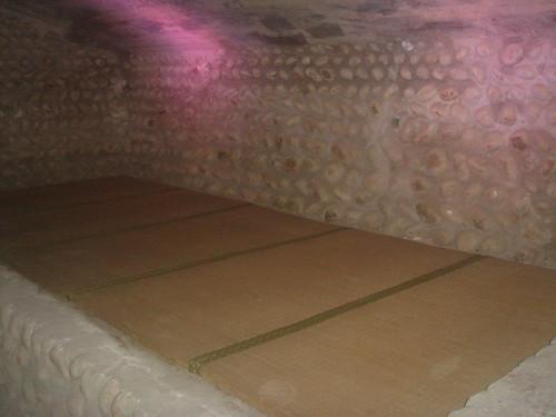 隧道內睡舖1