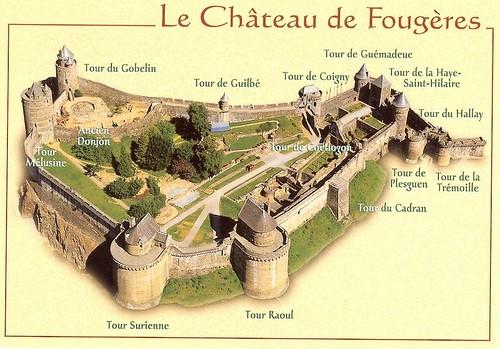 Día 6: Fougères – Vitré | Desde Galicia hacia el mundo