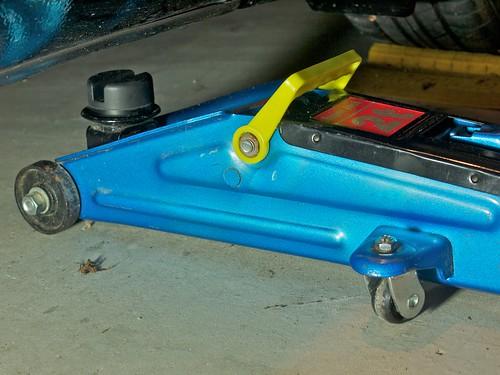 BAL Floor Jack Adapter