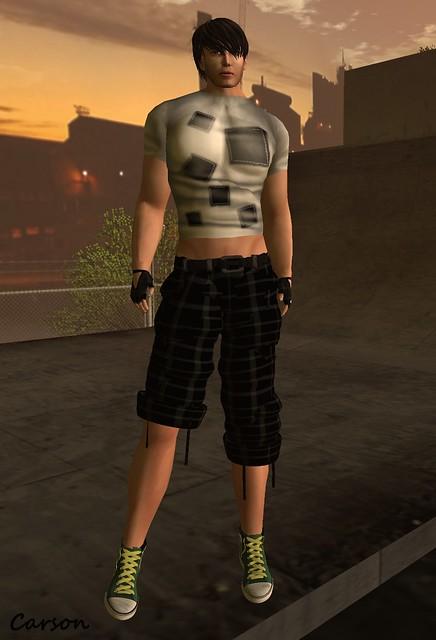 '''lotus noir''' cruch outfit, [BedlaM] Ozstarz Chucks