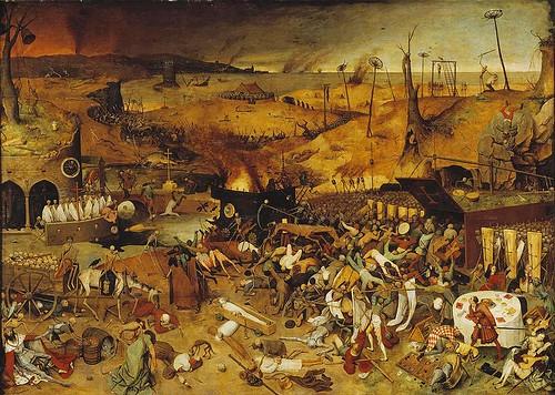 Bruegel Il trionfo della Morte