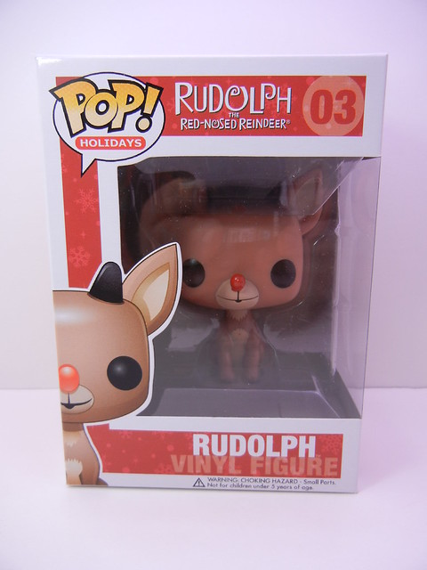 2011 pop holidays rudolph
