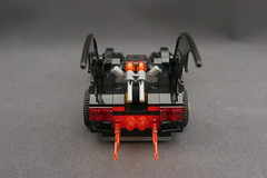 6864 The Batmobile and the Two-Face Chase - Batmobile 6