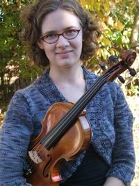 Jodie St. Clair, Eugene Suzuki Violin Teacher and ESMA Founder/Director