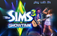 2 Sims 3 Showtime wallpapers from DigitalDesign