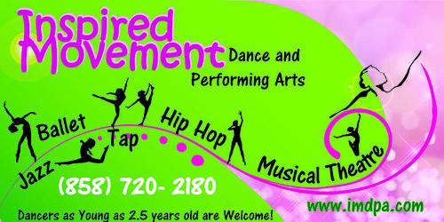 Dancing School banner