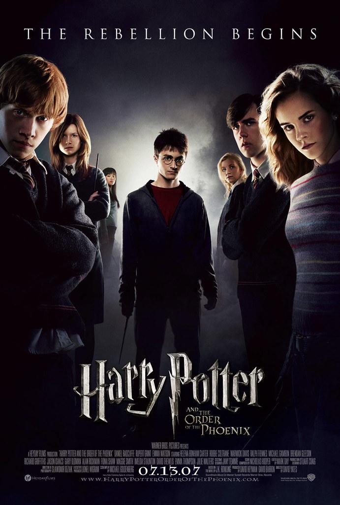 Harry Potter Order of Phoenix