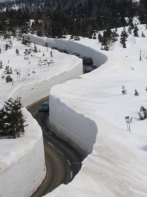 Photo by Heather Aronno Showing the Richardson Highway Outside of Valdez, AK