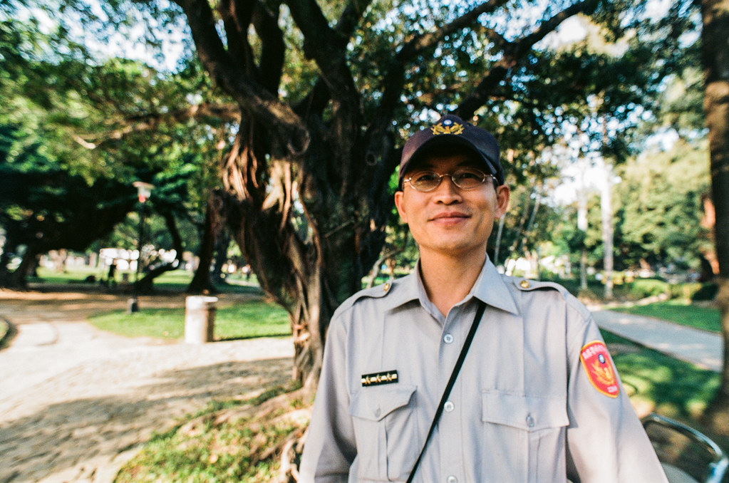 Officer Peter Pang