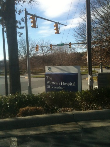THE WOMEN'S HOSPITAL OF GREENSBORO by Greensboro NC