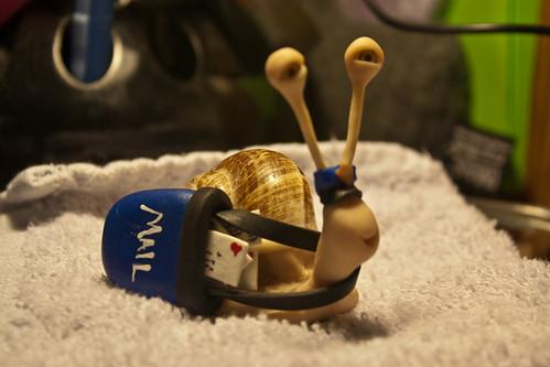 026/366 [2012] - Meet Snailmail by TM2TS