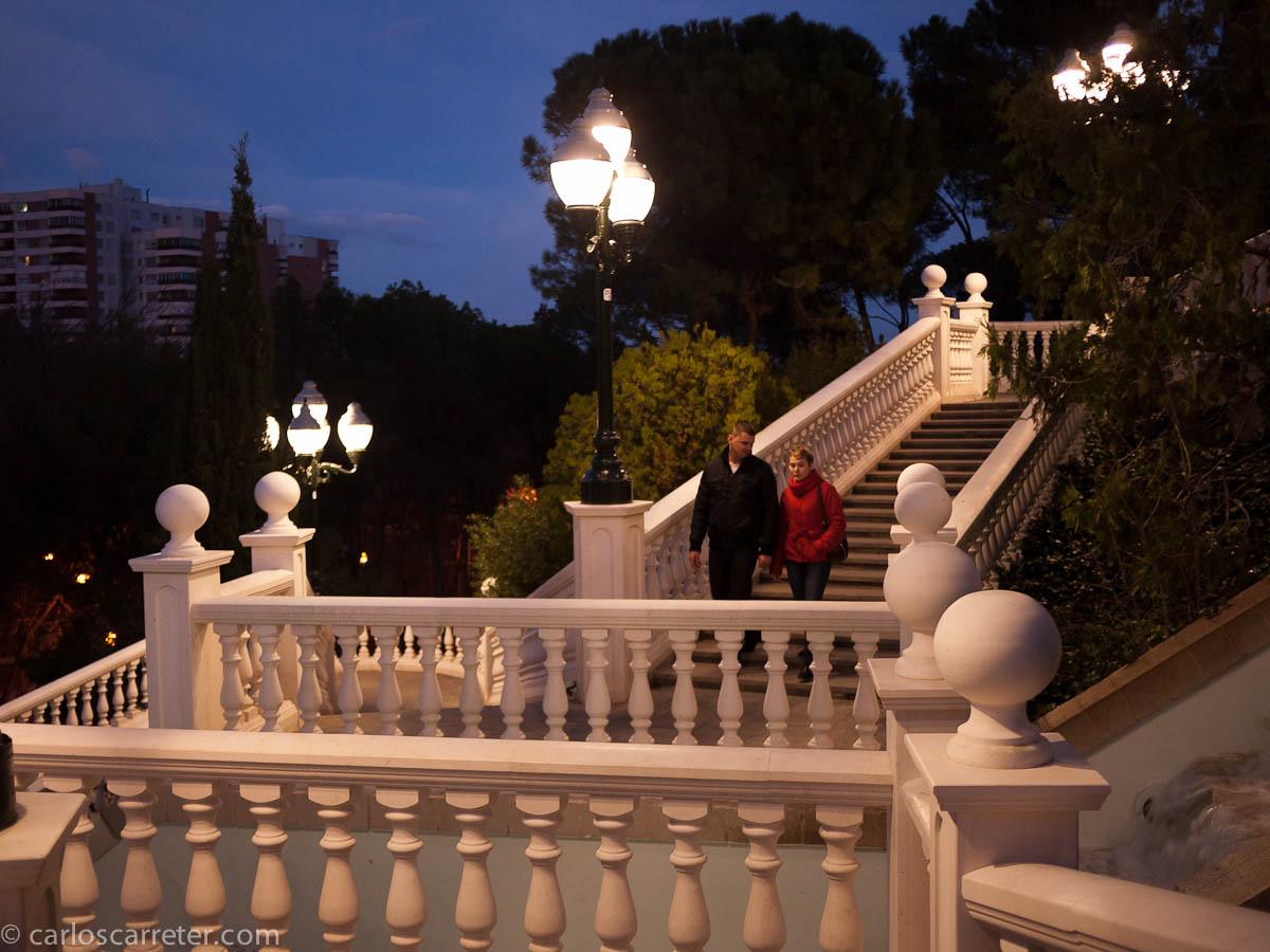 Escalinata