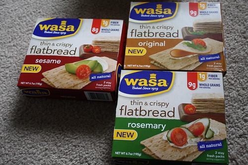 wasa flatbread
