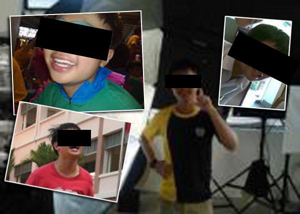 Kwek Jian Qiang (images via Google Cache)