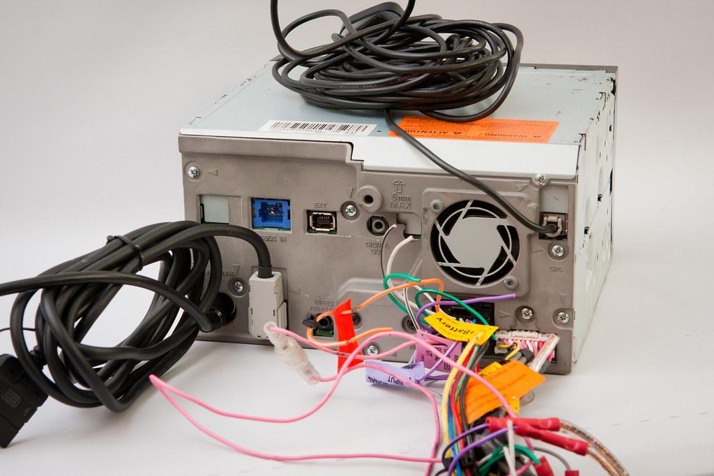 Pioneer Wiring Navi 3