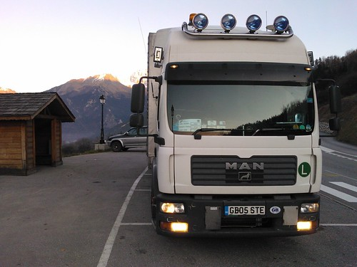 France/Swiss Trip Nov '11