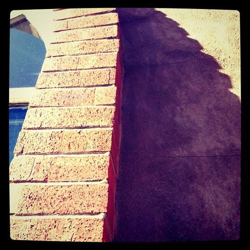 Window's Shadow