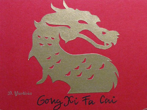 Gong Xi Fa Cai-Year of Dragon