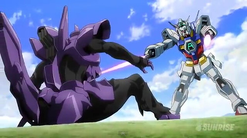Gundam AGE Episode 16 The Gundam in the Stable Youtube Gundam PH (37)